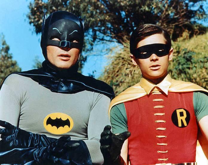 Batman ocupa la posición número 5 de nuestro top ten de las series de superhéroes