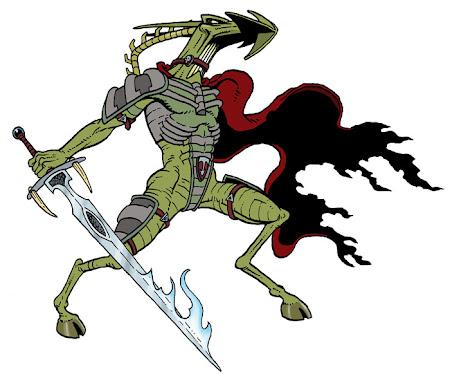 Nemesis the Warlock by Garen Ewing