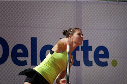 Elien Crombez in halve finale Deloitte Open Izegem