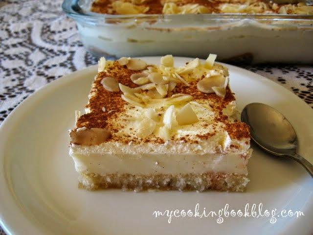 Фриганя Закинтити (Φρυγανιά Ζακυνθινή) или десерт със сухари от о. Закинтос