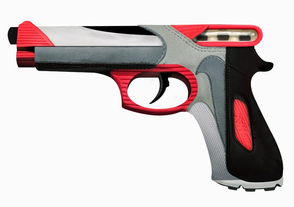 *極具衝擊性的武器:拿出你的 NIKE 來對決?! 2