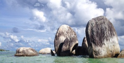 Island Hopping in Belitung
