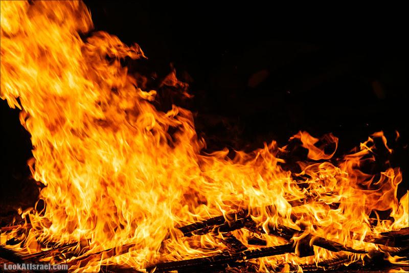 Fire, Walk with me! Лаг ба-омер - Праздник огня