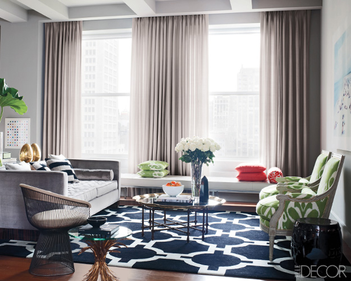 A Hollywood Regency Style Apartment Simple Home Decoration
