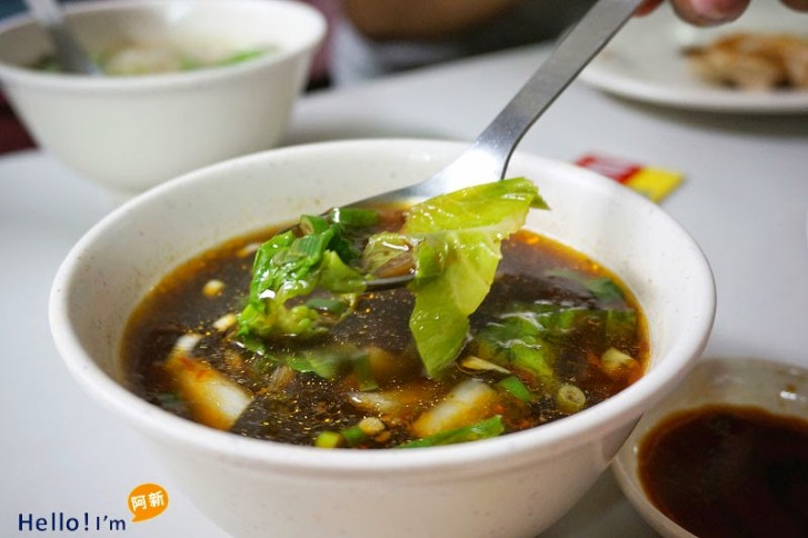 DSC08753 - 南京水餃鍋貼專賣 台中西區美食,外皮酥內餡紮實,入口鮮甜多汁,吃過難忘!