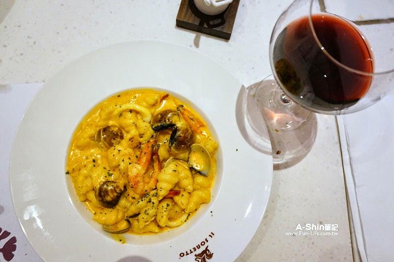 台中義大利餐廳-聖娜朵義式食尚-7