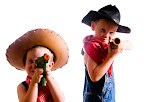 Should I ban toy guns in my home?