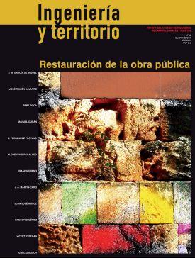 «La Restauración de la Obra Pública», último número de Ingeniería y Territorio