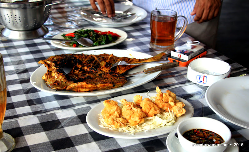 Wisata kuliner pelabuhan ratu