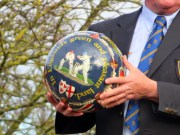 Todays Shrovetide ball