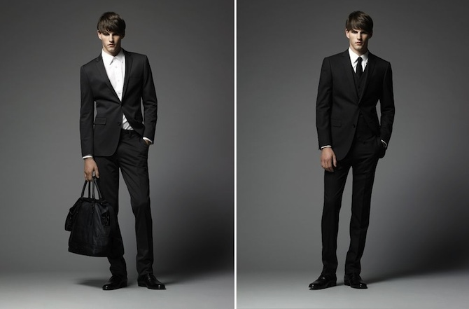 BURBERRY BLACK LABEL – TREND ENVY