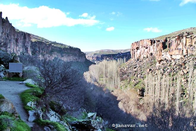 Ihlara Valley, Cappadocia