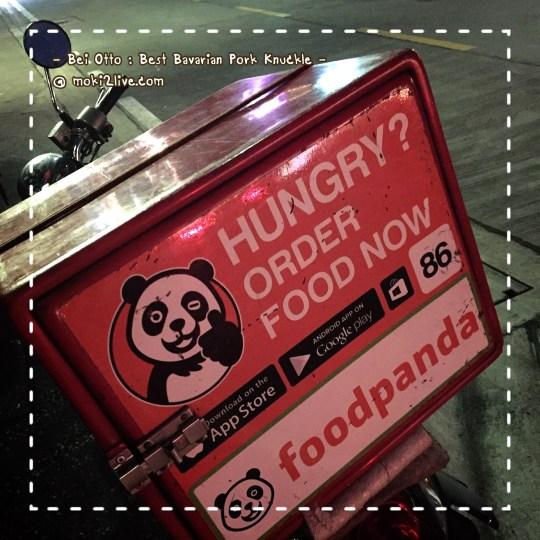 Foodpanda service