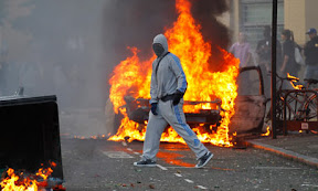 London Riots 3rd Day