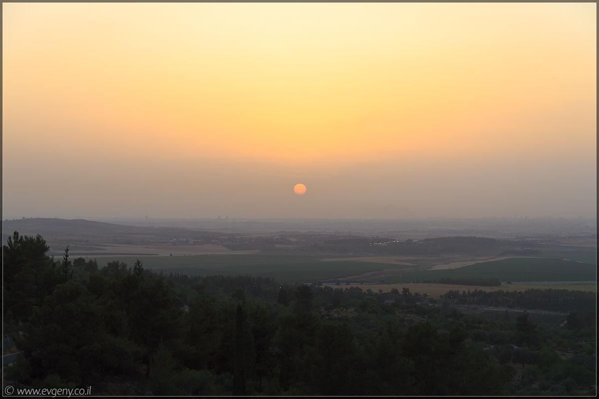 Ayalon valley | עמק אילון | долина Аялон