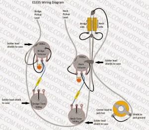 P90 wiring schematics, which one? | My Les Paul Forum