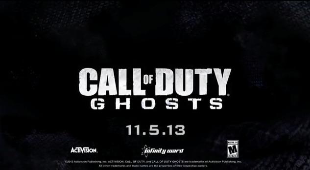 #驚險刺激的太空大戰:Call of Duty「Ghosts」Single Player Campaign! 1