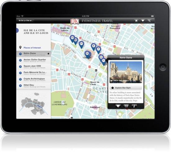 iPad y viajeros, un mercado que todavía es muy pequeño