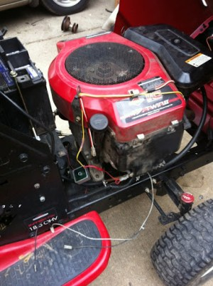 Briggs wiring help!!?? Repower of a Craftsman DYT 4000  MyTractorForum  The Friendliest