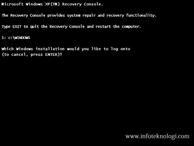 Tutorial mengganti motherboard tanpa install ulang XP