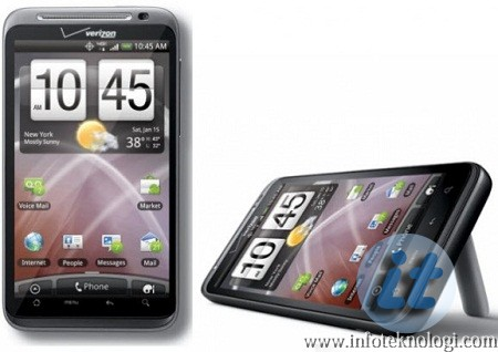 HP Android HTC