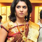HOT Deeksha Seth saree Stills