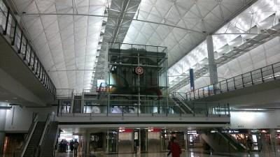 Bandara Hongkong