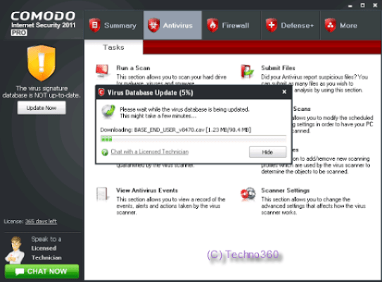 Comodo Internet Security Pro 2011 Free 1 year License