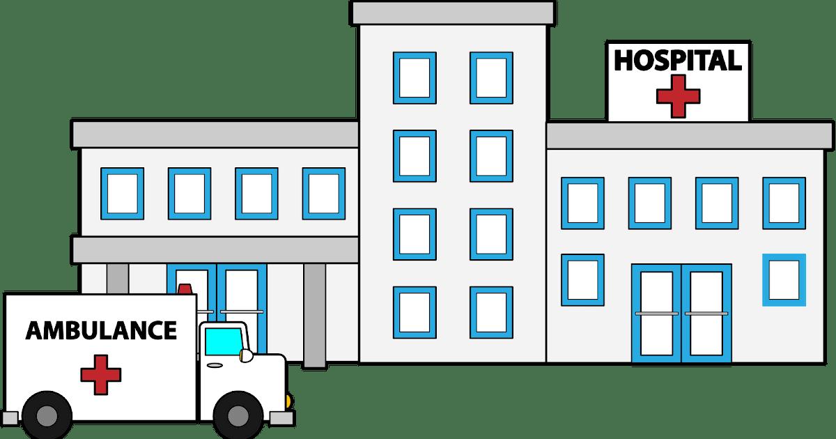 Gambar Kartun Di Rumah Sakit Ll Rumah