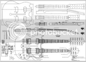 Printable acoustic guitar plans Info | Tarman