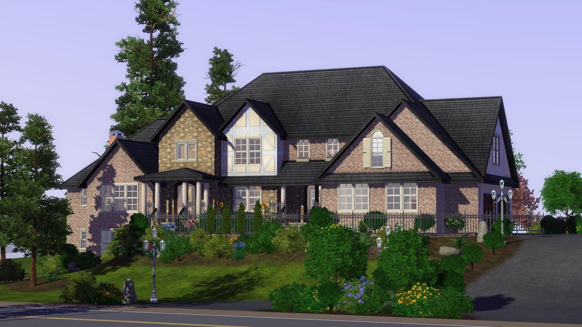 House Design Sims 3 Download Modern Design