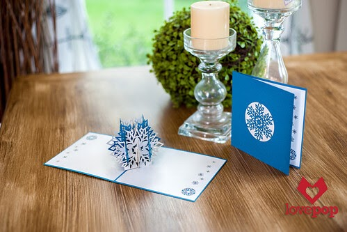 All Things Paper Pop Up Holiday Cards LovePop Giveaway