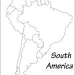 Blank Map Of North America Pdf World Map Atlas