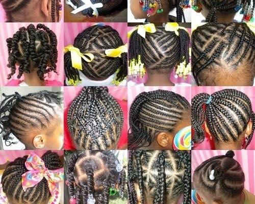 coiffure natte ivoirienne cheveux m