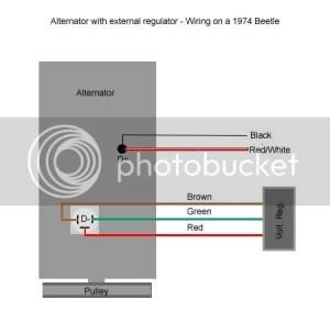 Serpentine Alternator Wiring | Diagram img schematic