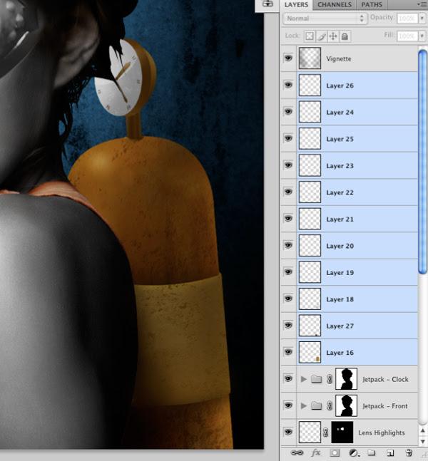 ArtistIdea Create A Unique Steampunk Photo Manipulation