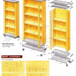 New Woodworks Fine Woodworking Woodworking Plans Bookcase