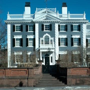 The Gilded Age Era The John Nicholas Brown House