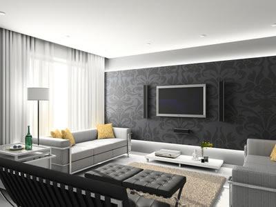 decoration salon moderne thatcherite