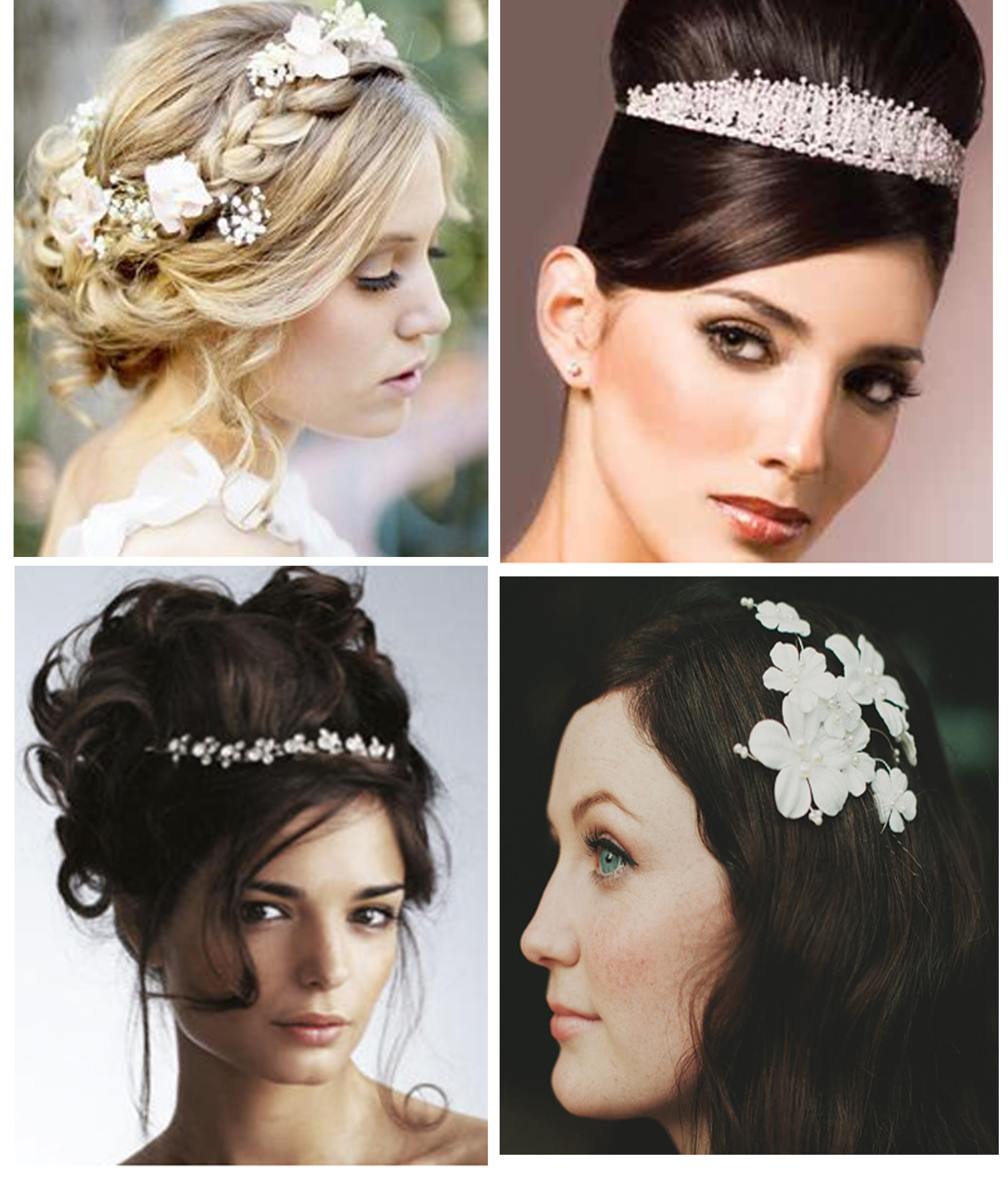 Style Rambut Pengantin Modern Sobfashion