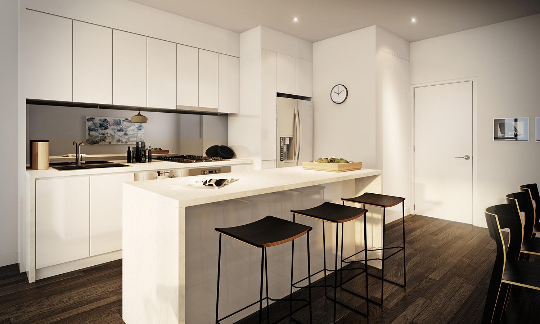 Apartment Small Kitchen Design Dream House