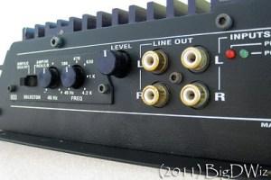 Old School Stereo: Old School Crunch Amp  CR100
