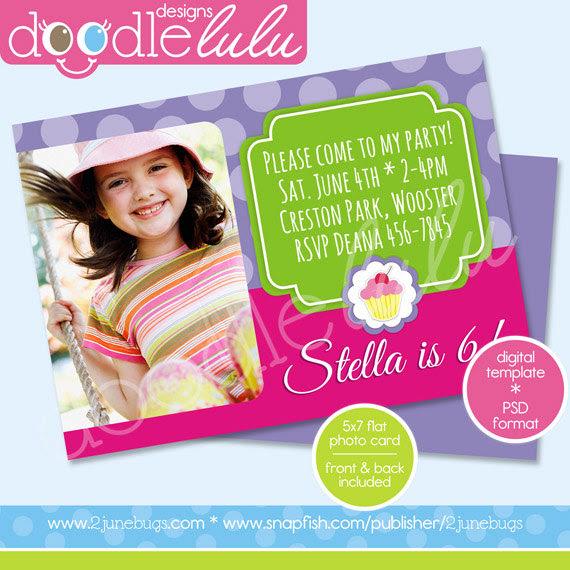 33 Birthday Invitation Design Psd Free Download