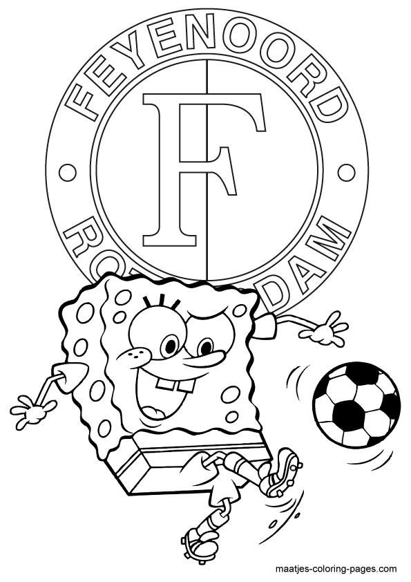 rasane sepoh fc utrecht logo kleurplaat