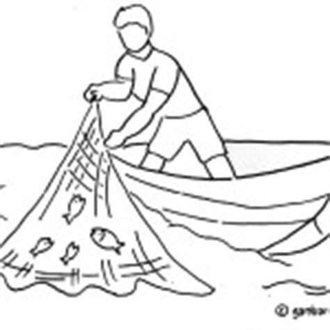 Gambar Nelayan Animasi Untuk Anak Sd Contoh Gambar Gambar Mewarnai Nelayan Kataucap