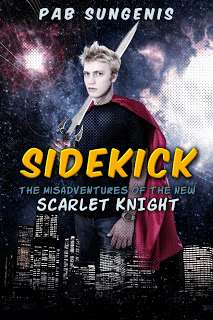 Sidekick, the misadventures of the New Scarlet Knight