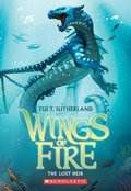 Wings of Fire Book Two : The Lost Heir
