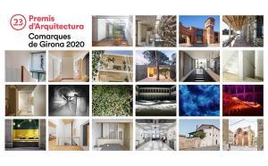 Tretze obres premiades en els Premis d'Arquitectura de les Comarques de Girona 2020