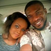 Kenneth Obinna Okoli In Sizzling Romance With Maureen Ezissi