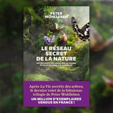 Le réseau secret de la nature Peter Wohlleben